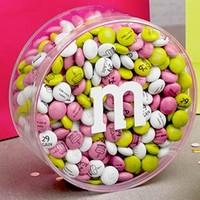 海淘活动:my m&m's美国官网 Bulk Candy 定制巧克力豆 限时促销