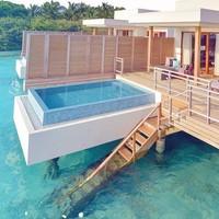 一价全包 : 全国多地-马尔代夫戴加利岛 6/7天自由行
