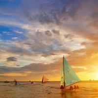 特价机票 : 宿务航空 上海直飞菲律宾长滩岛5-6天往返含税