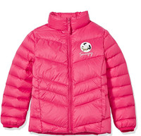 SNOOPY 史努比 DownJacket KFS6H2OWKG9106 女童羽絨外套