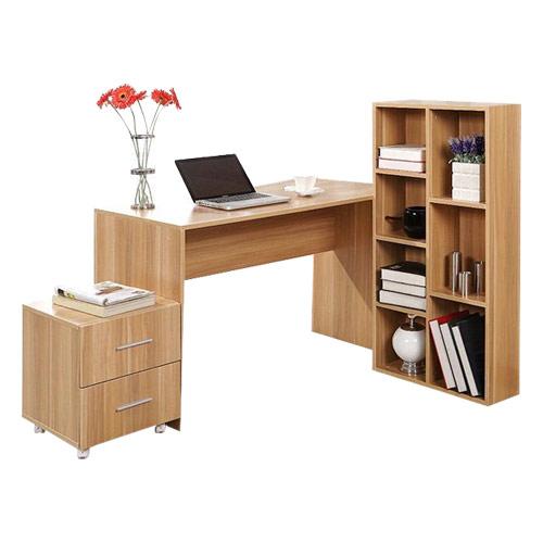 亿宸贵苏 简易电脑桌三件套 1.4m