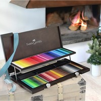 DEAL OF THE DAY:英国亚马逊 精选 FABER-CASTELL 辉柏嘉 彩铅限时促销专场