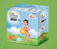 Fitti 菲比 婴儿乐玩裤 L138片 *5件