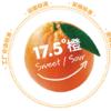 農夫山泉 17.5°橙 鉆石果 5kg