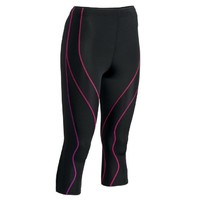 限尺码、中亚Prime会员:CW-X PerformX系列 3/4 女士压缩7分裤