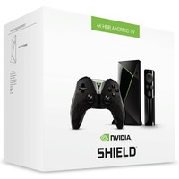 NVIDIA 英伟达 SHIELD TV + 遥控器和手柄套装