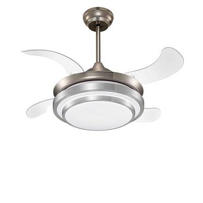 nvc-lighting 雷士照明 灵风款 隐形风扇灯 四叶 24瓦