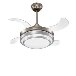 nvc-lighting 雷士照明 现代风隐形风扇灯