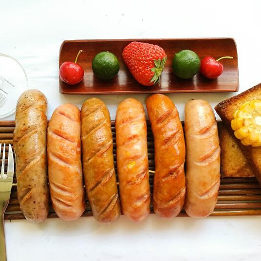 大红门 秘制烤肠 4种口味 1Kg
