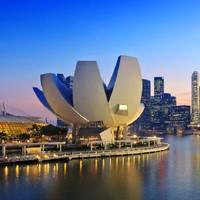 含春节/元旦/圣诞 : 五星新航 北京直飞新加坡5-6天往返含税机票