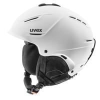 中亚prime会员、限L码:UVEX 优唯斯 All mountain 全地形系列 中性 滑雪头盔 uvex p1us S566153
