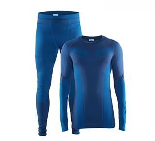 Craft 1905330 男士 无缝编织运动内衣 2色可选
