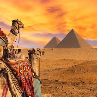 全程入住五星酒店 : 北京-埃及红海卢克索8日6晚跟团游