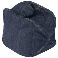 MUJI 棉牛仔布软管填充坐垫