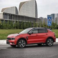 新车上市:LYNK & CO 领克01 全新紧凑型SUV