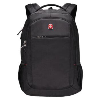 WENGER 威戈 14.4英寸双肩电脑包 黑色SGB10516109044