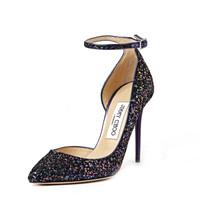 限39码:JIMMY CHOO LUCY100系列 CGF 女士高跟鞋