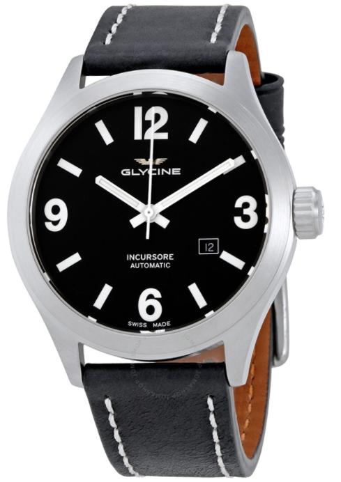 GLYCINE 冠星 Incursore GL0045 男士机械腕表