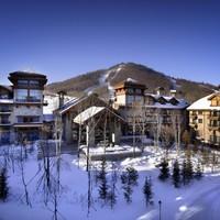 滑雪季预售 : 长白山凯悦酒店1晚+滑雪票+乐园票