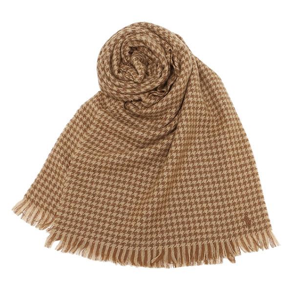 Ralph Lauren 拉夫勞倫 Wool Menswear Muffler 羊毛圍巾