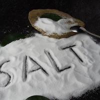 美康達 精制巖鹽 加碘食用鹽 400g