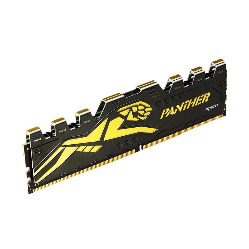 Apacer 宇瞻 黑豹 DDR4 2400MHz 8GB 台式机内存