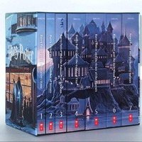 双11预售:《哈利·波特》英文原版(十五周年纪念版、共7册)