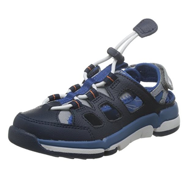 Clarks 261239157 儿童凉鞋