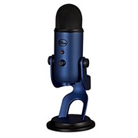 Blue Yeti USB电容 麦克风 蓝色特别版