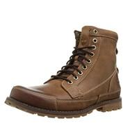 限42码、中亚Prime会员:Timberland 添柏岚 Earthkeepers Lace-Up 6英寸 男士防水靴