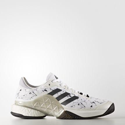 adidas 阿迪达斯 Barricade 2017 boost 男子网球鞋