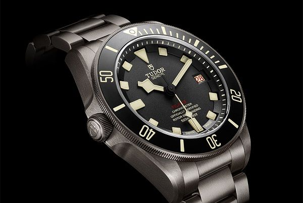 TUDOR 帝舵 Pelagos 领潜 LHD 左标冠 25610TNL 男士机械腕表
