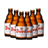 限地区:Duvel 督威 啤酒 330ml*6瓶