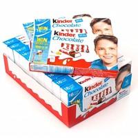 Kinder 健达 牛奶夹心巧克力16条装*10盒