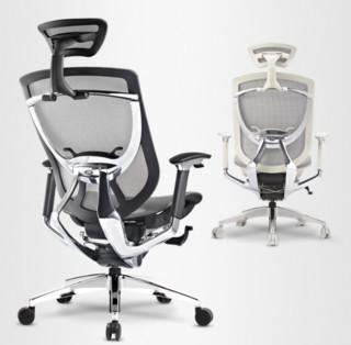 Ergoup ifit-笑脸 人体工学电脑椅