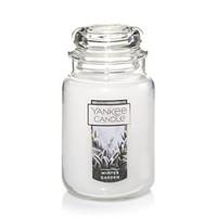 新年礼物、中亚Prime会员:Yankee Candle 扬基 Winter Garden 香薰无烟蜡烛 大瓶装 623g