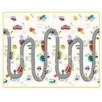 京东PLUS会员:Parklon 帕克伦 XPE婴儿游戏垫 150*200*1cm 双面  *2件