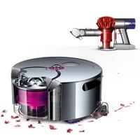 历史新低:dyson 戴森 360 Eye RB01 扫地机器人+V6 Top Dog 宠物版 手持式吸尘器 +凑单品