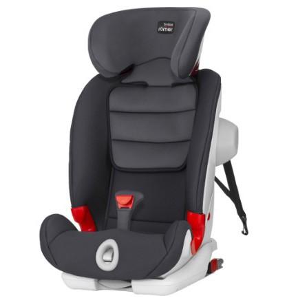 Britax 宝得适 Advansafix III Sict 百变骑士儿童汽车安全座椅