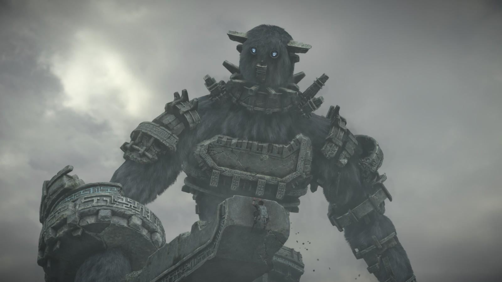 《旺达与巨像》PS4实体版游戏