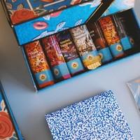Denman Island 六种口味巧克力混合装 12条装
