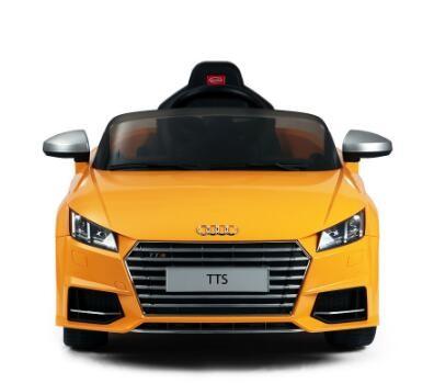Rastar 星辉 82500 奥迪TTS 儿童电动童车黄色