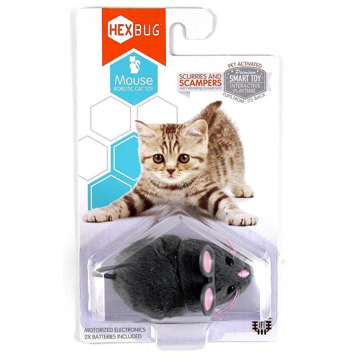 HEXBUG 赫宝宠物 玩具系列 猫之宠