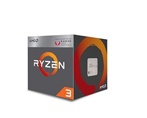 AMD 锐龙 Ryzen 3 2200G APU处理器