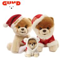 GUND BOO 限量 三只裝新年大禮盒