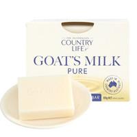 Country Life  澳大利亚原装进口   健山羊奶香皂 100g *3件