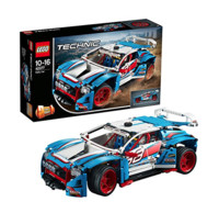 LEGO 樂高 Techinc 機械組系列 42077 拉力賽車 *2件