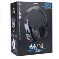 JLAB Audio OMNI 折叠式蓝牙无线头戴式耳机 开箱版