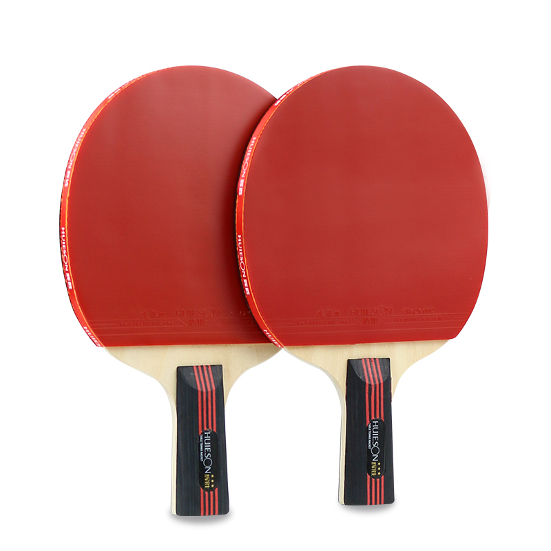 辉胜 三星级乒乓球拍*2支
