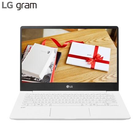 LG gram(13Z980-G.AA53C)13.3英寸 笔记本电脑(i5-8250U、8G、256GB)